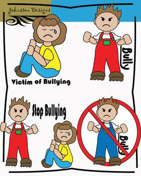 Free Bullying Clipart Teacherspayteachers Com