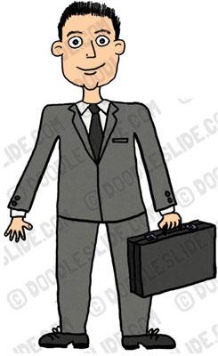 Free Business Man Clipart Jpg