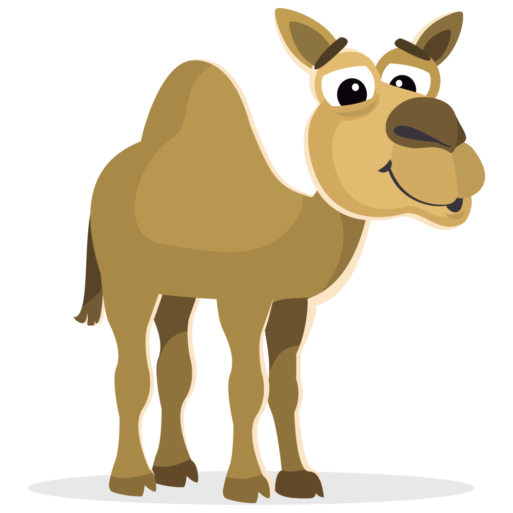 Free Camel Clip Art