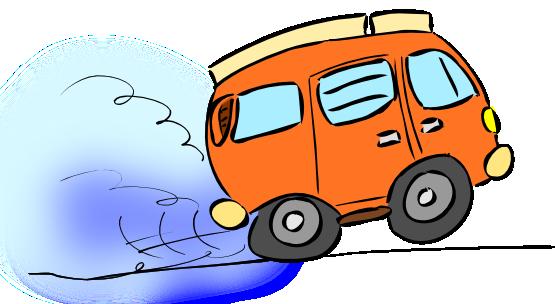 Free Camping Van Clip Art