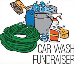Free car wash fundraiser clipart
