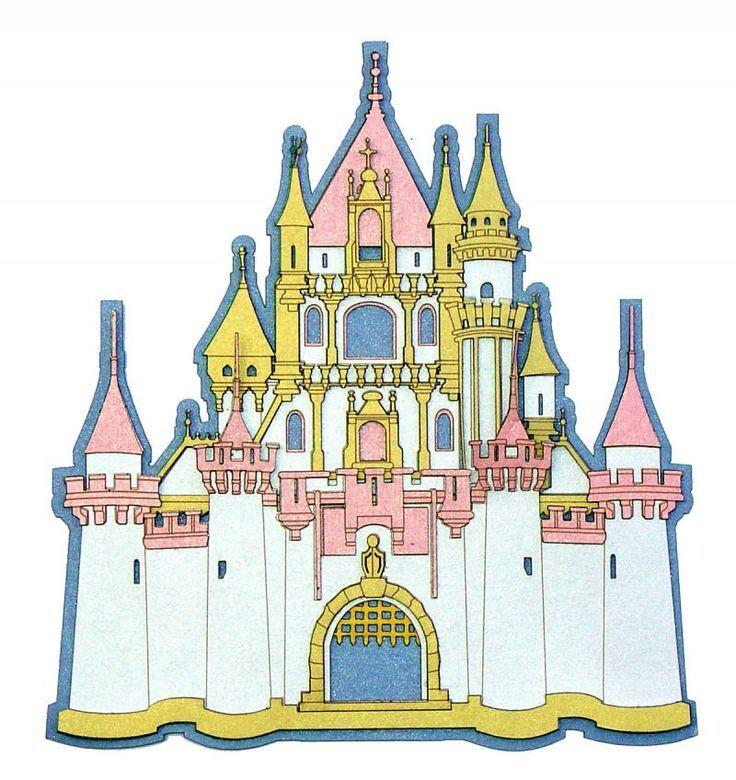 Free castle clipart 2 image
