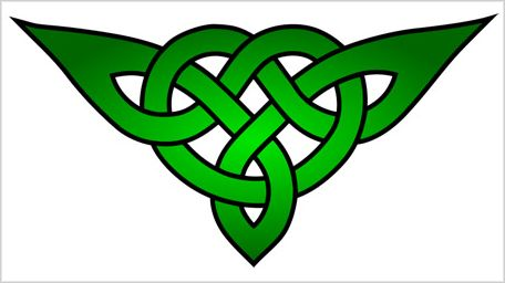 free celtic knot clipart .