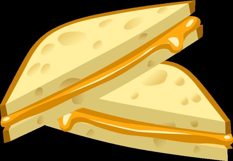 Free Cheese Sandwich Clip Art u0026middot; sandwich6