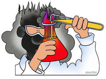 Free Chemistry Clip Art by .