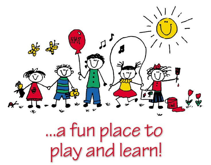 Free Childcare Clipart