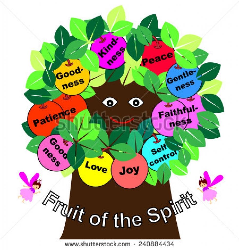 Free Christian Clipart Fruit Of The Spirit