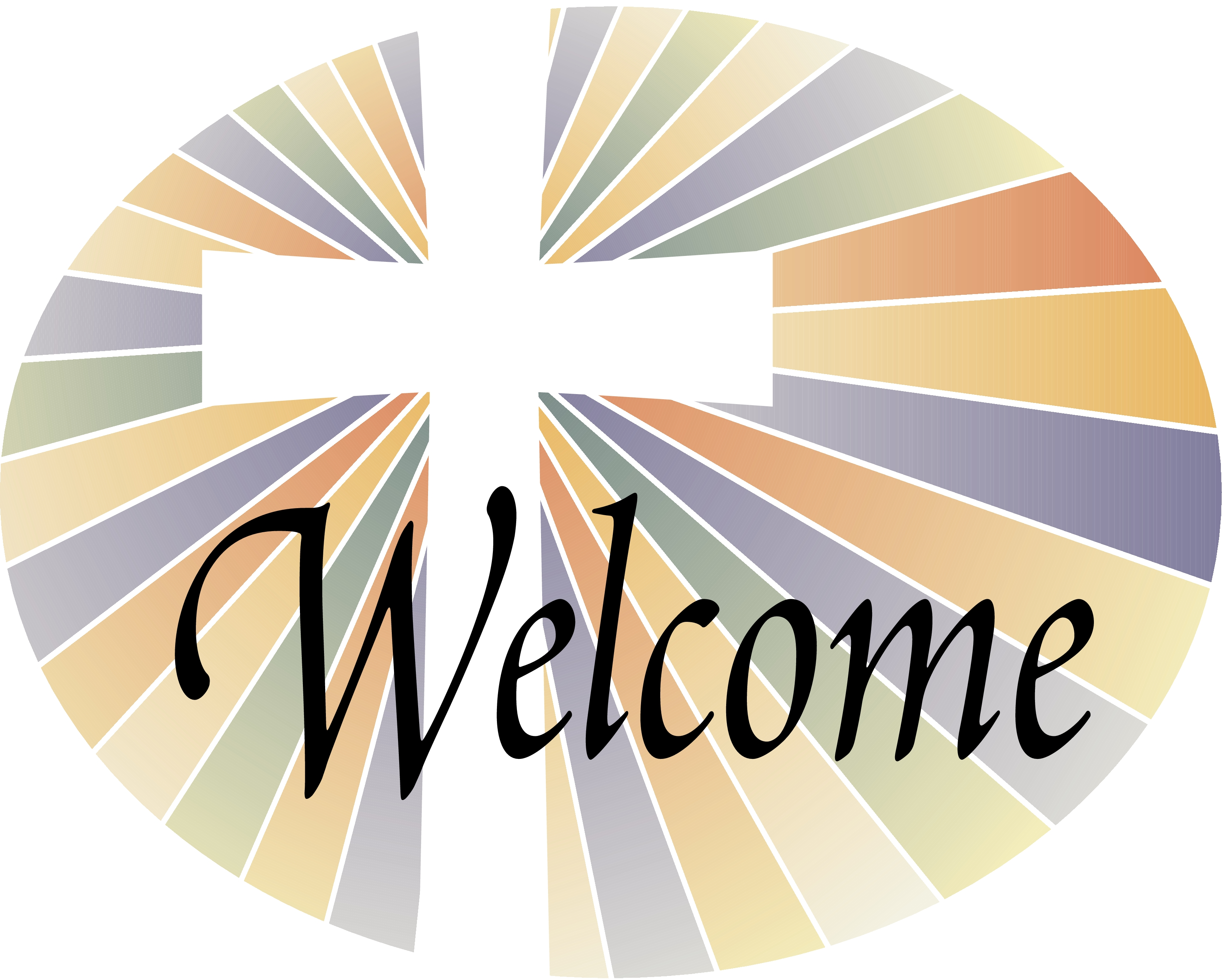 Free christian welcome clipart clipartcow