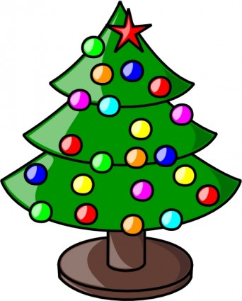 Free Christmas Clip Art   Clipart library - Free Clipart Images