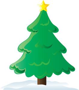 Free Christmas Tree Clip Art ..