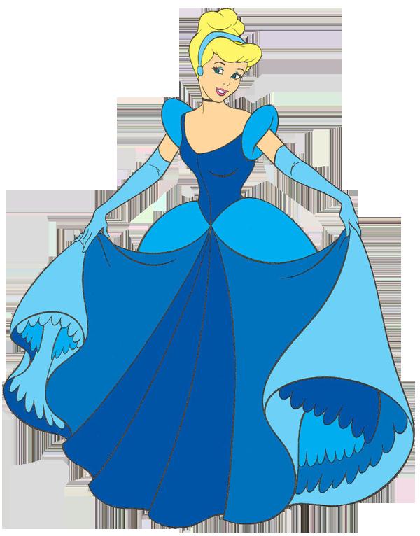 Free Cinderella Clipart