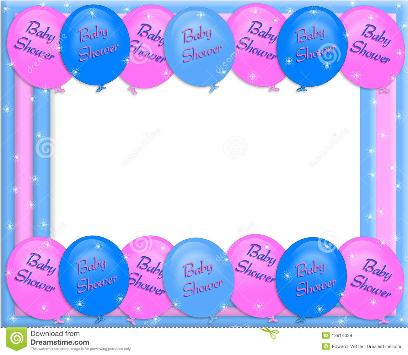 Free Clip Art Borders For Baby .