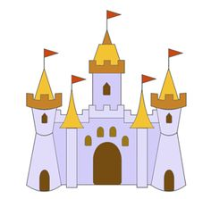 Free clip art castles medieval castle clip art for family coat