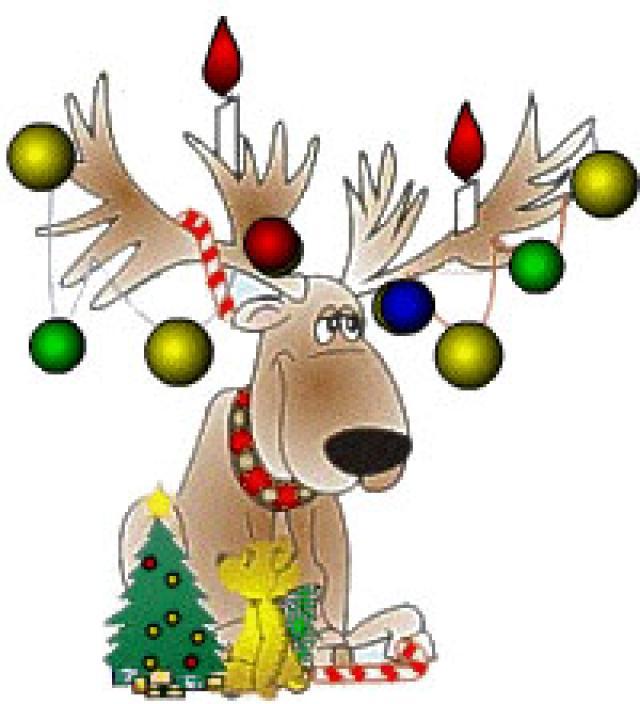 Free Clip Art Christmas - clipartall