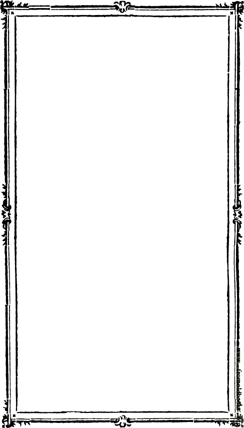 Free Clip Art Eighteenth Century Border From Figures Pour Les Missels