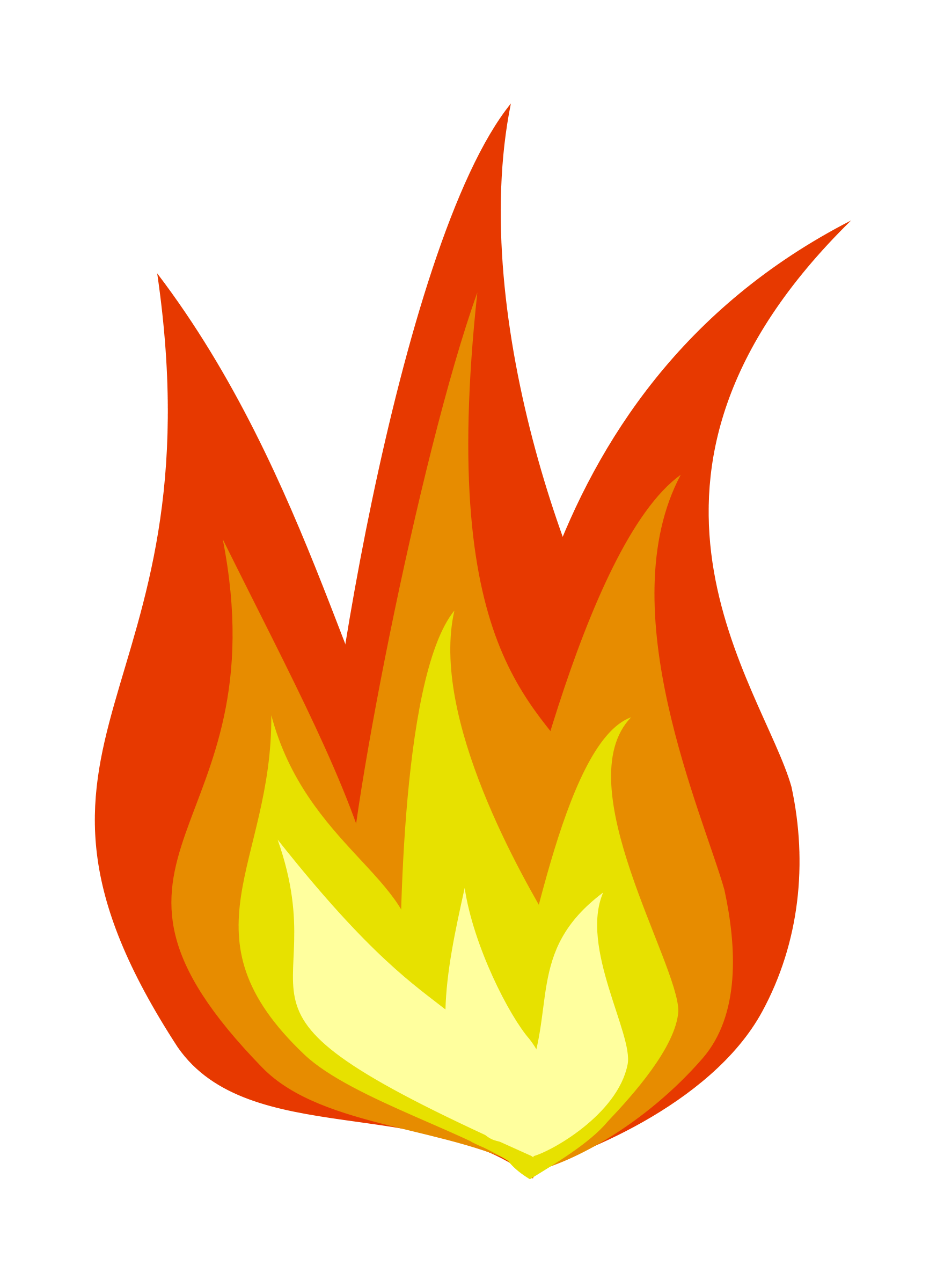 Free Clip Art Fire