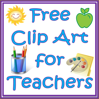Free Clip Art for Teachers