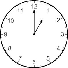Free Clip Art of Clocks and .