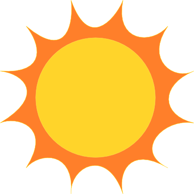 Free Clip Art Of The Sun Clipart Best