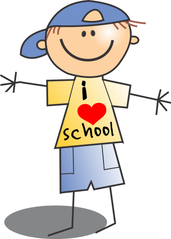 Free Clip Art School Kids   Clipart library - Free Clipart Images