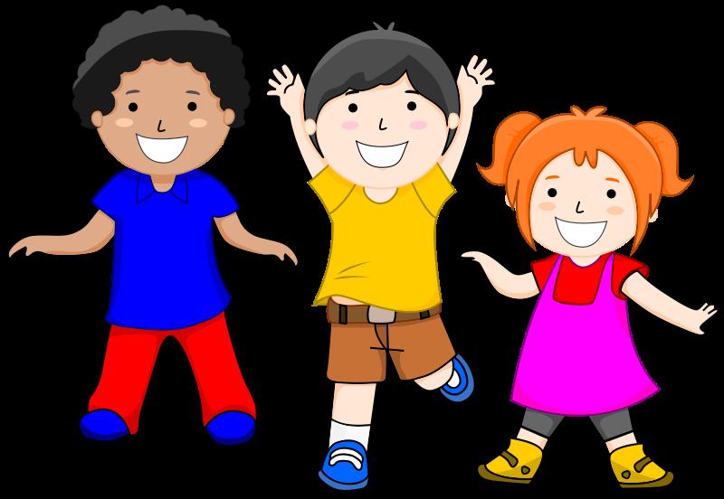 Free Clip Art School Kids .