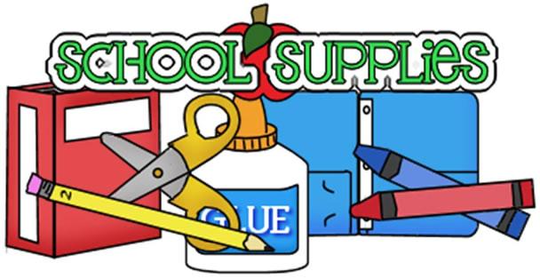 Free Clip Art School Supplies Clipart Panda Free Clipart Images