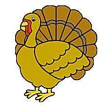 Free Clip Art Storeu0026#39;s - Turkey Clipart