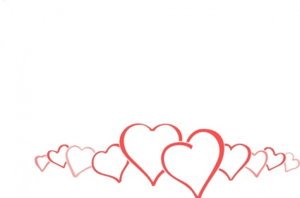 free clipart backgrounds u0026middot; hearts clipart