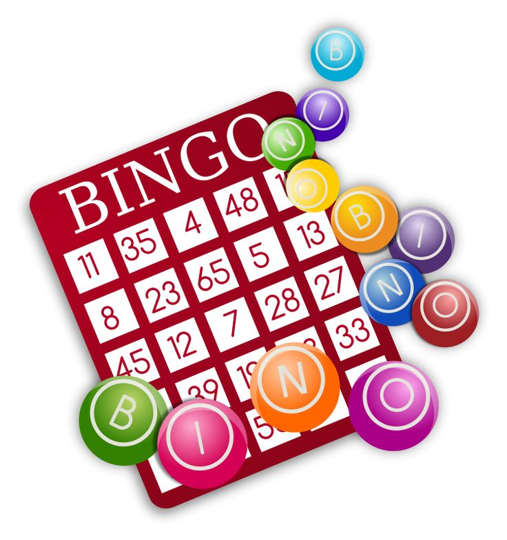 Free Clipart: Bingo | gnokii