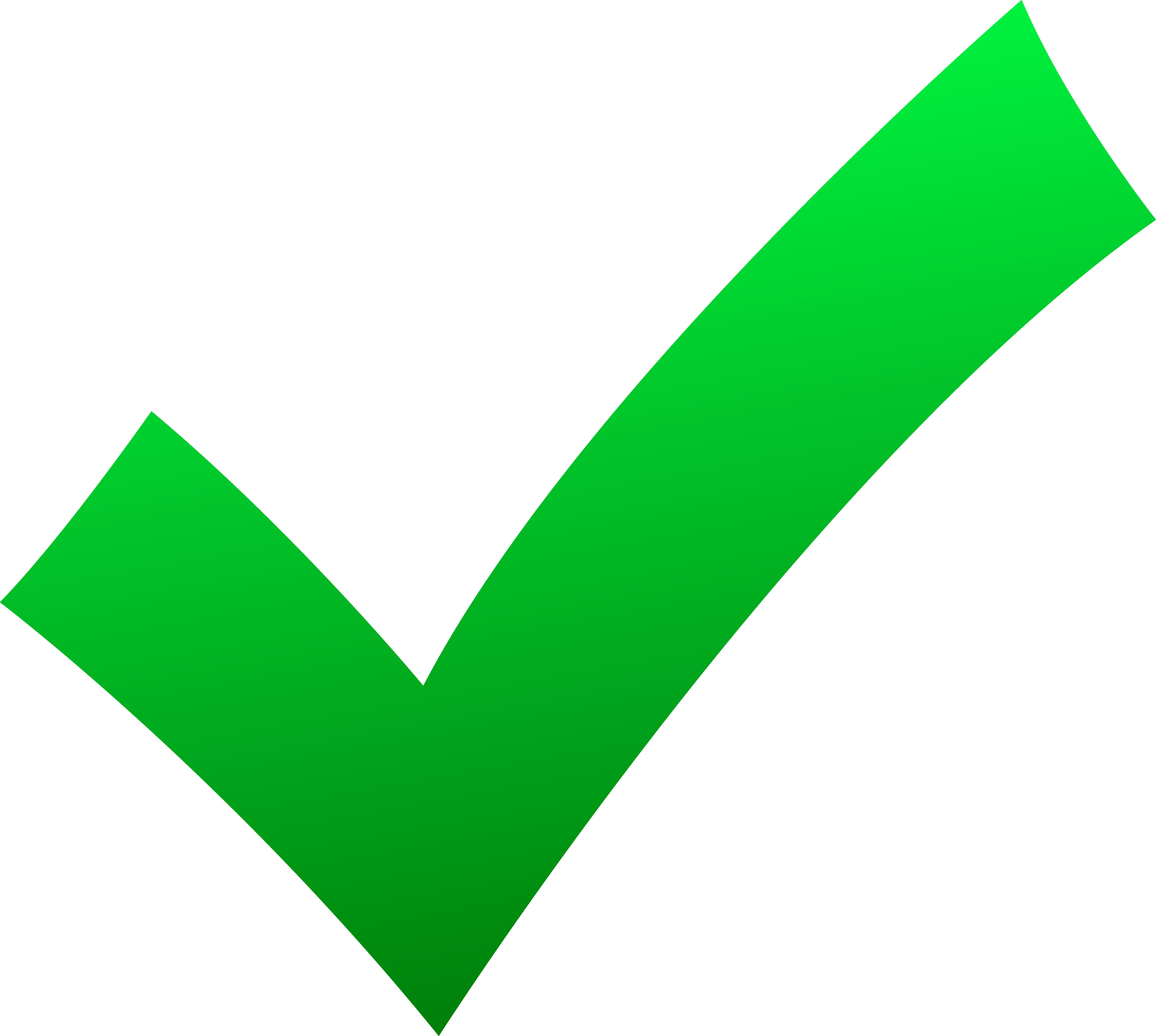 Free clipart check mark symbol .