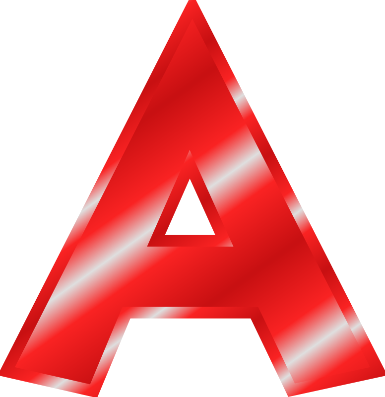 Free Clipart: Effect Letters .