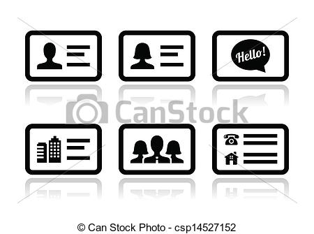 Business Card Clip Art Free.