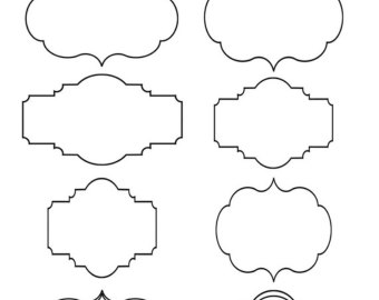 free clipart frames