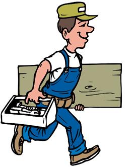 Free Clipart Handyman