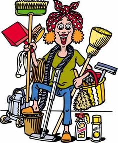 ... Free clipart images house cleaning ...