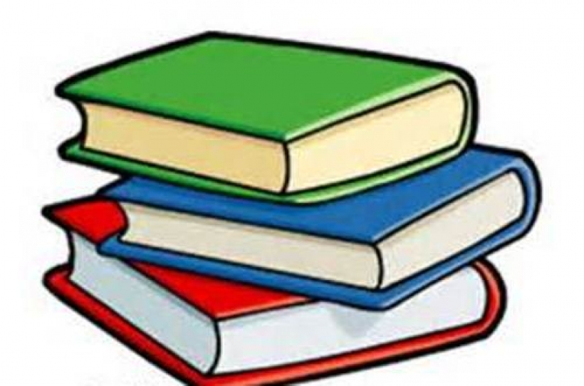 free clipart library books