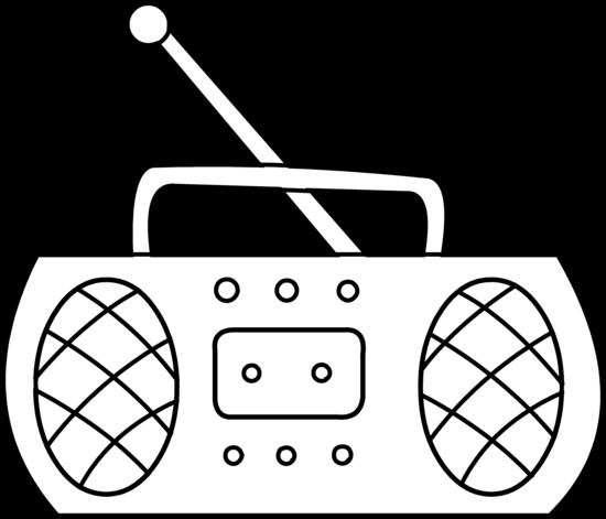 Free Clipart Radio