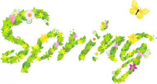 Free clipart spring images - .