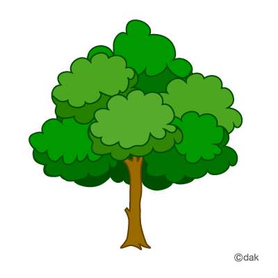 Free Clipart Trees - clipartall