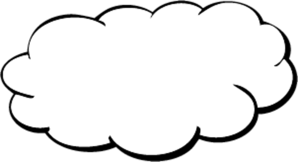 Free cloud clipart public domain cloud clip art image and
