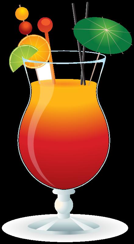 Free Cocktail Clip Art u0026middot; cocktail7