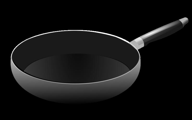 Free Cooking Pan Clip Art