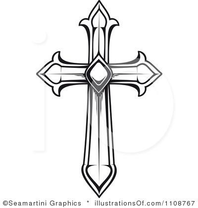 free cross images clip art .