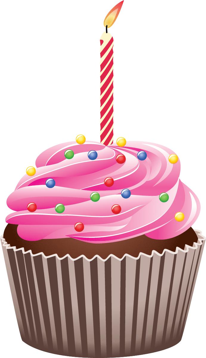 free cupcake clipart u0026middot; present clipart u0026middot; Washingtonu0026#39;s Birthday clipart