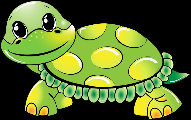 Free Cute Green Turtle Clip Art u0026middot; turtle19