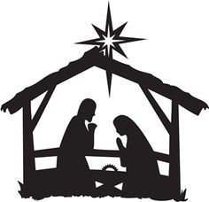 Free Cutting File of the week: Nativity Scene, wpc cutting file from .