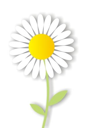 Free daisy flower clipart