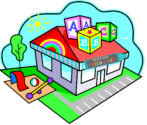 Free Daycare Clipart - ClipArt Best; Child care images clip art ...