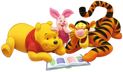 Free Disneyu0026#39;s Winnie the Pooh and Friends Clipart and Disney Animated Gifs - Disney Graphic Characters Brought to You by Triplets And Us