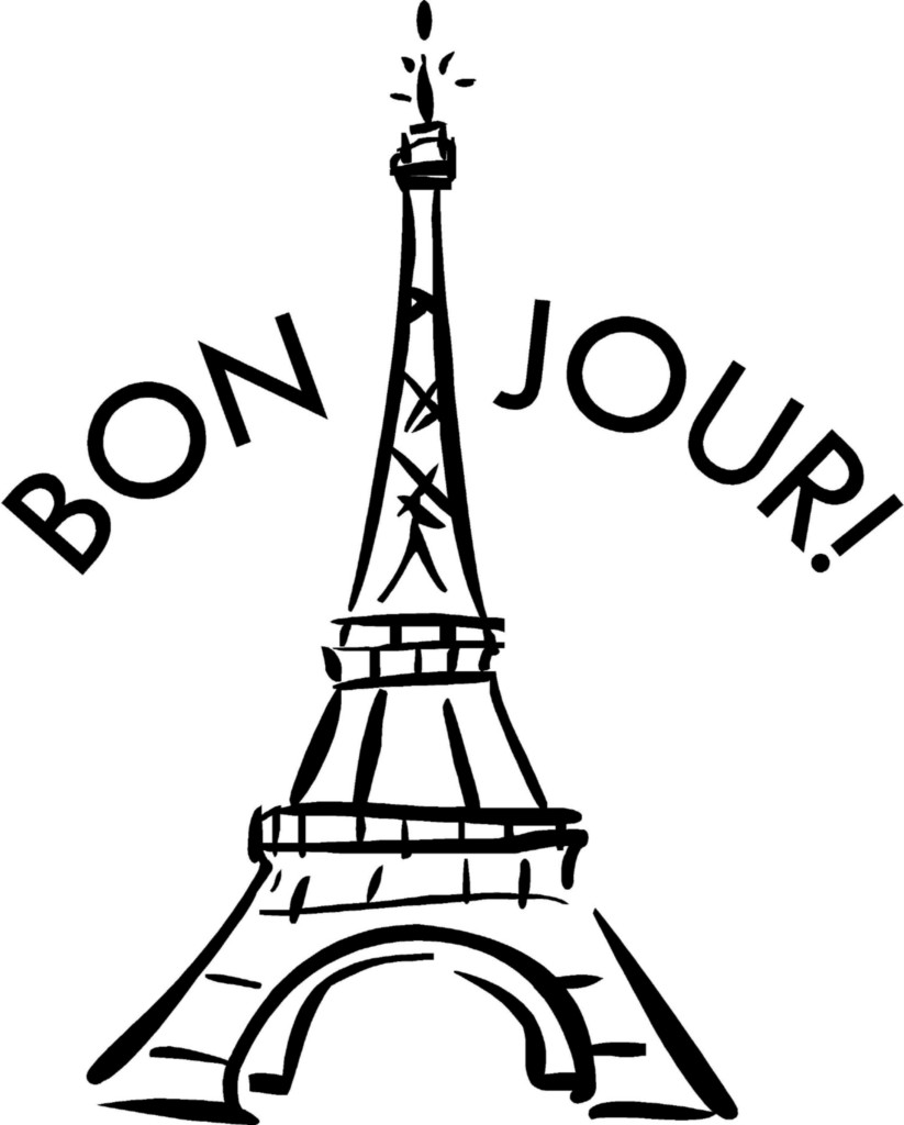 Free eiffel tower clip art .